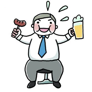 食べないと疲れるって脂肪はどうするの?自分の言い訳で体形が作られる