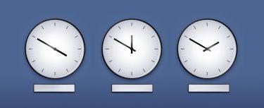 ネット時間の流れの速さに気づいているけど実感できていない