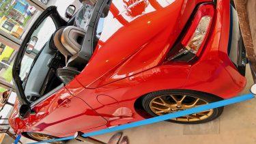 コペンGRの実車を見て感じたこと&トヨタさんのカスタムパーツが気になる