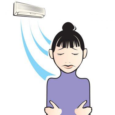 猛暑に体が冷えるための対策は暑がりの人にも有効