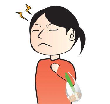薬を飲んでも改善しにくい頭痛と肩こり