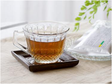 妊娠力と「お茶」の関係
