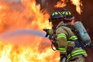 元気な人ほど大火事に、ストレスは熱なんです、冷ませば解消します